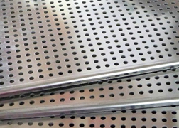 Stainless Steel  304 / 304L / 304H Perforated Sheets